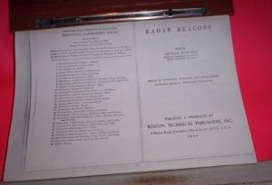 RADAR BEACONS ARTHUR ROBERTS 1964 Vol 3
