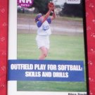 Outfield Play for Softball Alisa Davis SKILLS DRILL (A)