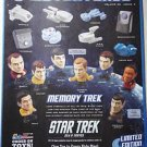 Star Trek full set of 16 Burger King  (A)