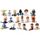 2008 Mcdonalds Star Wars Clone Wars (Complete Set of 18 Collectable Figures)