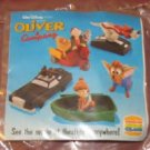 Oliver and Company Burger King 1996
