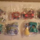 McDonalds Snow White and Seven Dwarfs full set