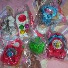 Fisher Price Mcdonalds under 3 toys NIP 1996 6 toys