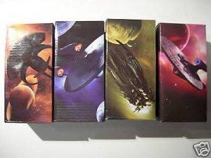STAR TREK BURGER KING GLASSES SPOCK, KIRK, NERO, UHURA
