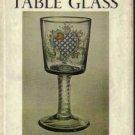 English, Scottish & Irish Table Glass  G Bernard Hughes