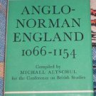 Anglo Norman England 1066-1154 by Michael Altschul  LN