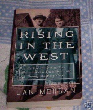 Rising in the West by Dan Morgan (1992) TPB