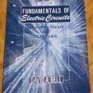 Fundamentals of Electric Circuits, Laboratory Manual