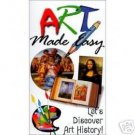 Art Made Easy: Let's Discover Art History!  P Robinson