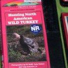 HUNTING NORTH AMERICAN WILD TURKEY  VHS