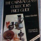 Carnival Glass Collector's Price Guide by M.  Klamkin