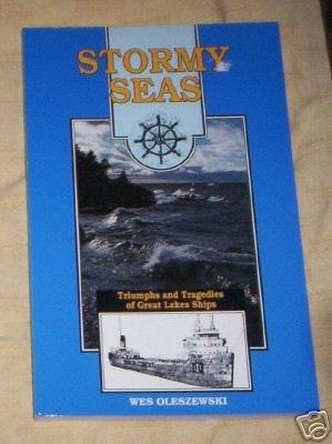 Stormy Seas by Wes Oleszewski (1991)  (A) 4