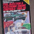 1988-1990 CHILTON, Fuel Injection and Electronic Eng...