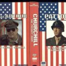 WARLORDS THE ALLIED COLLECTION, PATTON CHURCHILL, LOT