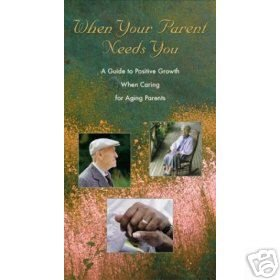 When Your Parent Needs You  Beth Witrogen Mcleod  VHS