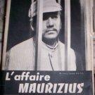 L'AFFAIRE MAURIZIUS  JAKOB WASSERMANN  FRENCH