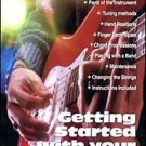 GETTING STARTED WITH YOUR FENDER GUITAR