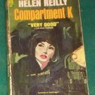 COMPARTMENT K   HELEN REILLY   GOTHIC MYSTERY