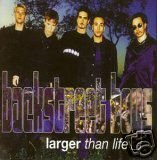 LARGER THAN LIFE BACKSTREET BOYS