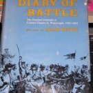 A DIARY OF A BATTLE: THE PERSONAL JOURNALS OF COL.