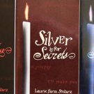 LAURIE FARIA STOLARZ Lot  RED, BLUE, SILVER deluxe ed