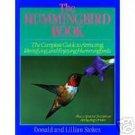 Hummingbird Book by Don Stokes, Lillian Stokes