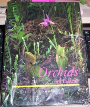 Orchids of Indiana by Michael A. Homoya (1993)