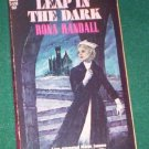 LEAP IN THE DARK  RONA RANDALL  1956 GOTHIC