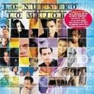 Lo Nuestro Y Lo Mejor - Various Artists (CD 2000)