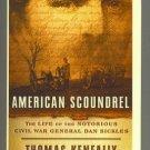 AMERICAN SCOUNDREL - THOMAS KENEALLY - BOUND GALLEY