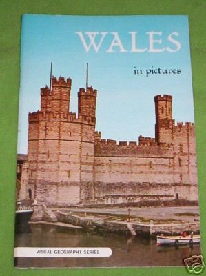 Wales in Pictures by Jo McDonald (1973)