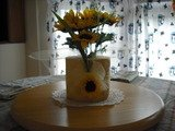 Dipped Scented TP Air Fresheners, Sunflower
