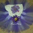 Hand Made TUTU Skirt, Purple & Lavendar