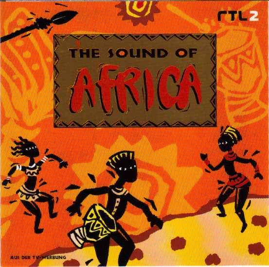 MORY KANTE - WES - DEEP FOREST - KHALED - THE SOUND OF AFRICA - CD