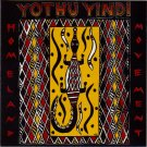 YOTHU YINDI - HOMELAND MOVEMENT - AUSTRALIA - DIDGERIDOO - CD