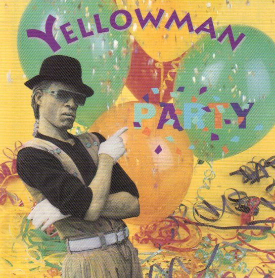 YELLOWMAN - PARTY - JAMAICA - REGGAE - CD