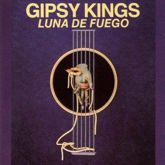 GIPSY KINGS - LUNA DE FUEGO - RUPTURA - VIENTO DEL ARENA - SPAIN - FLAMENCO - CD