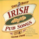 THE BEST IRISH PUB SONGS - WILD ROVER - PATSY FAGAN - WHISKEY ON A SUNDAY - IRELAND - CELTIC - CD
