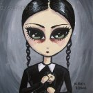 A Sullen Wednesday - Mini Art Print