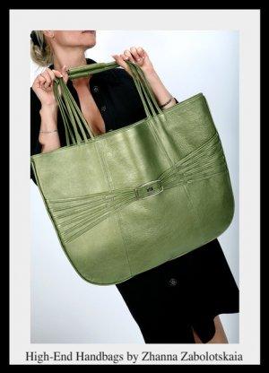 """ILT-Green Bag""  by Zhanna Zabolotskaia"