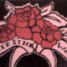 Ribbon and Roses