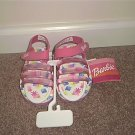 BUSTER BROWN BARBIE SANDALS NEW WITH TAG SIZE 11 CHILDRENS