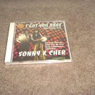 SONNY & CHER I GOT YOU BABE AND OTHER HITS CD BRAND NEW