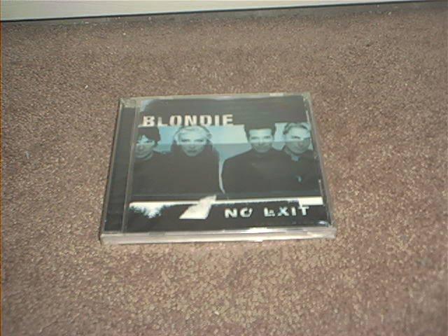 BLONDIE NO EXIT CD BRAND NEW