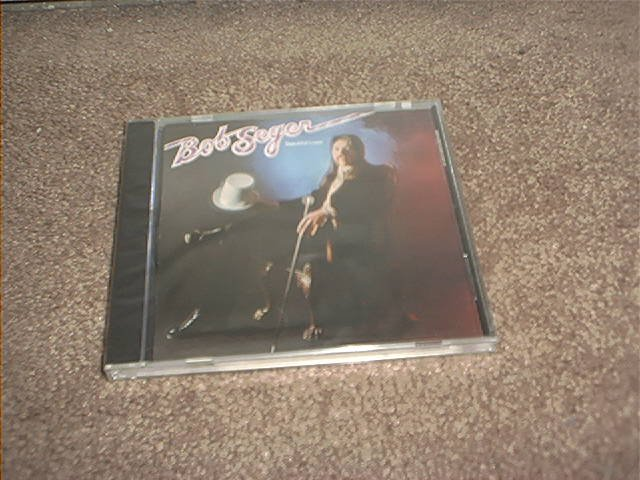 BOB SEGER ~BEAUTIFUL LOSER~ CD ~BRAND NEW!~