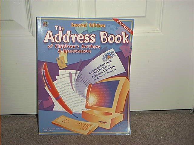 THE ADDRESS BOOK OF CHILDREN'S AUTHORS & ILLUSTRATORS BRAND NEW