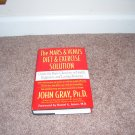THE MARS AND VENUS DIET & EXERCISE SOLUTION BOOK BRAND NEW! FIRST EDITION!