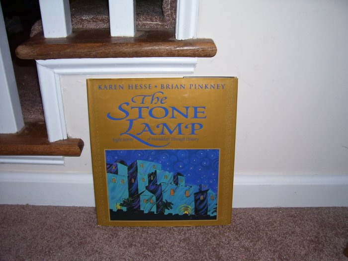THE STONE LAMP BOOK 8 STORIES OF HANUKKAH THROUGH HISTORY NEW!