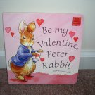 BE MY VALENTINE, PETER RABBIT TALKING BOOK IN EXCELLENT CONDITION!