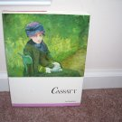 MARY CASSATT ART BOOK ~EXCELLENT CONDITION!~ 1979 JAY ROUDEBUSH HC DJ RARE!